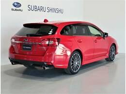 STI Sportは専用の装備が多く、特別仕様車でありながら強い人気を誇ります!