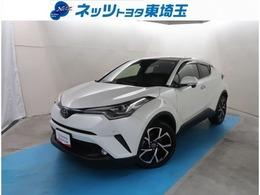 トヨタ C-HR 1.2 G-T LED エディション 4WD サポカー SDナビフルセグ バックカメラ