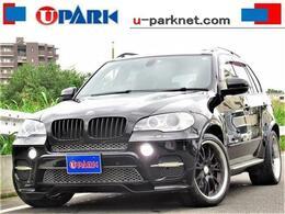 BMW X5 xドライブ 35d ブルーパフォーマンス ダイナミック スポーツ パッケージ 4WD 後期 黒革 SR iDriveナビ DTV HUD 20AW