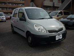 トヨタ ファンカーゴ 1.3 X リヤリビングバージョン HIDセレクション カスタムファングー