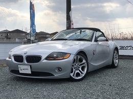 BMW Z4 ロードスター2.5i ETC