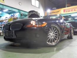 BMW Z4 ロードスター2.2i ブレイトン19インチ