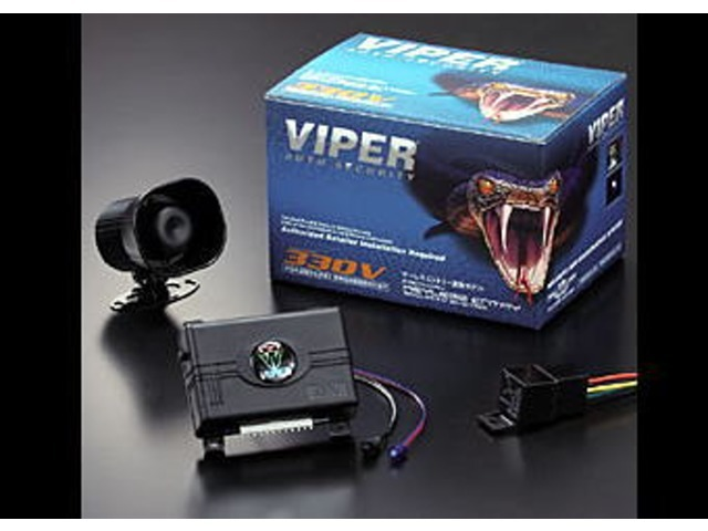Bプラン画像:バイパー330Vは純正キーレスエントリー$スマートキーに連動したモデル。車両純正のキーレスエントリーやスマートキーによるロック/アンロック操作によりVIPERの作動/解除が可能。