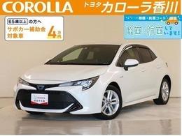 トヨタ カローラスポーツ 1.8 ハイブリッド G HV保証・純正9インチナビ・ドラレコ