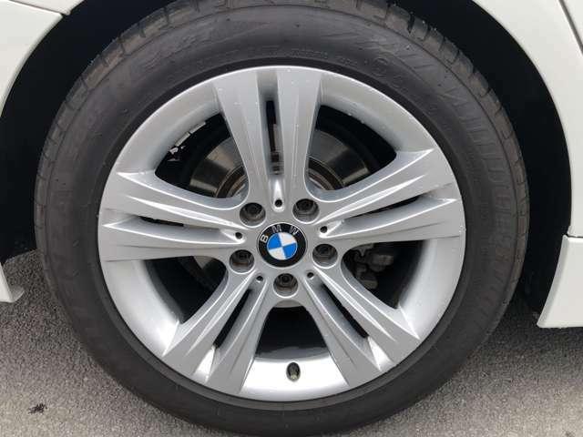 タイヤは4ミリ以下で交換してお渡しいたします。