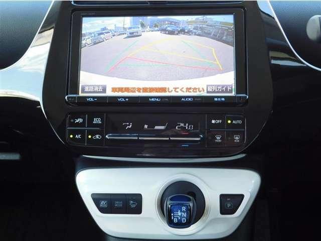 大画面9インチディスプレイの純正メモリーナビゲーション。フルセグTV・Bluetoothオーディオにも対応しております。エアコンは一年中快適室内温度を保つフルオートエアコンです。