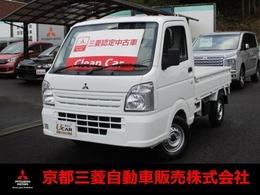 三菱 ミニキャブトラック 660 M 4WD 3AT  誤発進抑制装置(前後) ABS