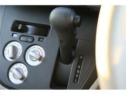 シフト操作がしやすく快適なドライブをお楽しみいただけます。
