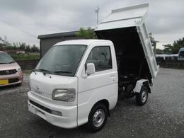 ダイハツ ハイゼットトラック 660ダンプ 4WD PTO