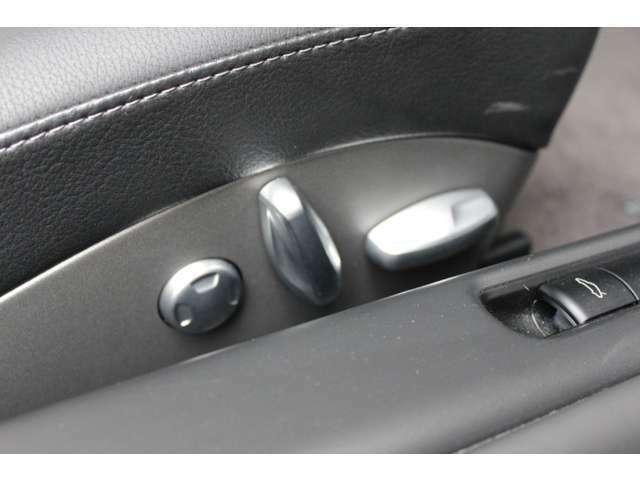 新車時メーカーオプションのメモリー付エレクトリックパワーシート装着車です。詳しくは弊社ホームページをご覧くださいませhttp://www.sunshine-m.co.jp