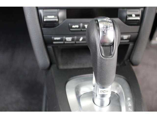 新車時メーカーオプションの7速PDK装着車です。詳しくは弊社ホームページをご覧くださいませhttp://www.sunshine-m.co.jp