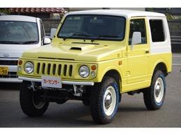 スズキ ジムニー 660 XLリミテッド 4WD 新品AW AT車 ターボ