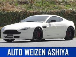 アストンマーティン V8 ヴァンテージ 正規D車/左H/6速MT/革/BS足/20AW/ドラレコ