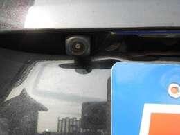 バックカメラでバック駐車も安心