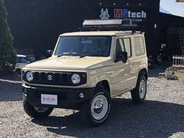 スズキ ジムニー 660 XL スズキ セーフティ サポート 装着車 4WD 届出済未使用車 MStechオリジナルスタイル