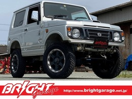 スズキ ジムニー 660 XL 4WD 5MT リフトアップ 社外バンパー MTタイヤ