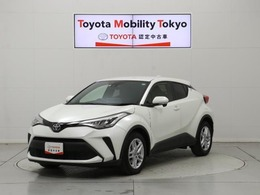 トヨタ C-HR 1.2 S-T TSS TCナビ 地デジ 走行4千K 新車保証継承