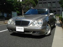 メルセデス・ベンツ Eクラスワゴン E320 アバンギャルド フル 18AMG CD ABS エアB Pシート SR