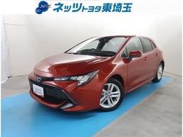 トヨタ カローラスポーツ 1.2 G Bluetooth バックモニター 安全サポート
