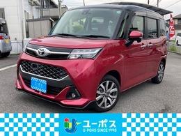 トヨタ タンク 1.0 カスタム G-T 1オナ スマートアシスト 純正ナビ