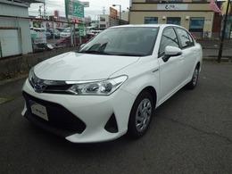 トヨタ カローラアクシオ 1.5 ハイブリッド 当社社用車 ワンセグ Bluetooth TSC