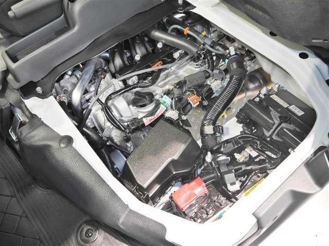 660ccエンジン☆エンジンルームもしっかり洗浄しています!