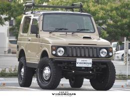 スズキ ジムニー 660 ワイルドウインド 4WD リフトアップ DEAN16AW 社外前後バンパー