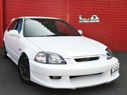 ホンダ シビックタイプR 1.6 SPOONECU 車高調 VIPER