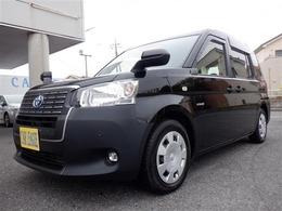 トヨタ JPN TAXI 1.5 なごみ 車いす