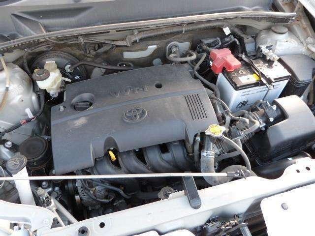 クリーン&パワフルな1500ccエンジンです