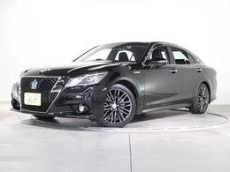 トヨタ クラウンアスリート ハイブリッド 2.5 S 特別仕様車 ブラックスタイル