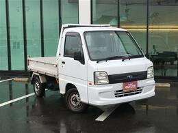 スバル サンバートラック 660 TB 三方開 4WD ワンオーナー 油圧ダンプ パートタイム4WD