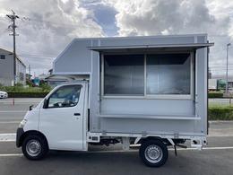 トヨタ タウンエーストラック 1.5 DX シングルジャストロー 三方開 4WD キッチンカ― 開業サポート