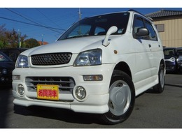 ダイハツ テリオスキッド 660 CL 4WD 4WDターボ マニュアル5速 キーレス
