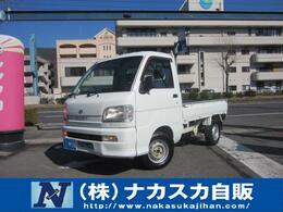 ダイハツ ハイゼットトラック スペシャル/F5速マニュアル/エアコン/パワステ