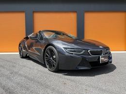 BMW i8ロードスター ベースモデル インテリアデザインHALO