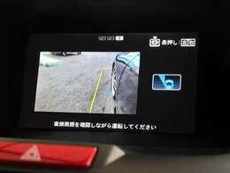 サイドカメラもございます!大きなお車でも安心です!