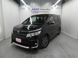 トヨタ ヴォクシー 2.0 ZS 煌 トヨタ認定中古車 メモナビ フルセグ