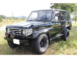 トヨタ ランドクルーザー70 4.2 ZX ディーゼル 4WD 全国登録OK