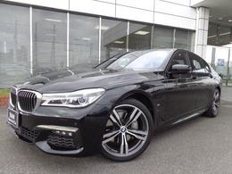 BMW 7シリーズ 740e iパフォーマンス Mスポーツ モカ革20AWハ-マンカ-ドン認定中古車