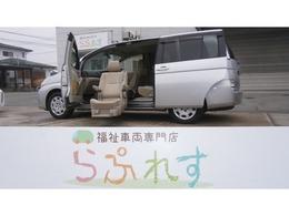 トヨタ アイシス 1.8 L ウェルキャブ 助手席リフトアップシート車 Aタイプ 4WD ナビ&バックカメラ 左側電動スライドドア