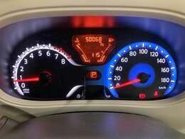 ☆走行距離  50,067kmです! 車検取得してのお渡しとなります。