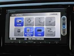 ワンセグTVの視聴やBluetoothでの音楽プレーヤー接続も可能ですよ。