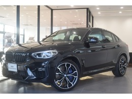 BMW X4 M コンペティション 4WD MコンペティションPメリノレザー認定保証