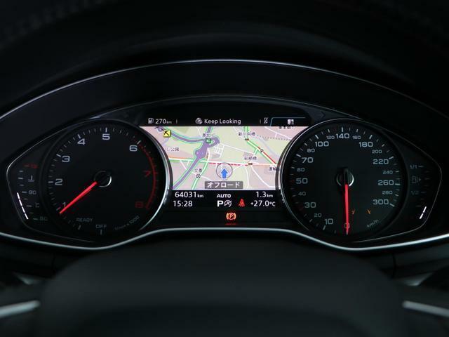 AUDIクワトロシステム…AUDI伝統の4輪駆動システムは路面状況に関わらず、レベルの高い安定性と、路面に吸い付くような走りをお楽しみ頂けます。