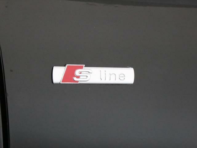 S-lineエクステリアパッケージ