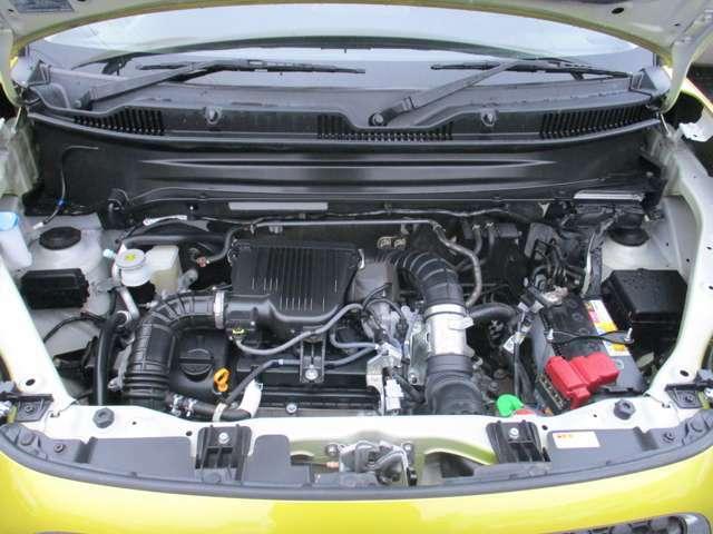 エンジンは快調です!お車の事なら、何でもお気軽にご相談下さい!