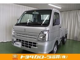 スズキ キャリイ 660 KCエアコン・パワステ 3方開 4WD ワンオーナー