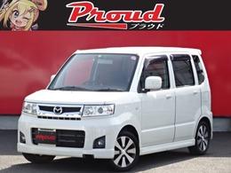 マツダ AZ-ワゴン 660 カスタムスタイル T /禁煙車/検2年含/ターボ/純AW/インテリキー