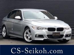 BMW 3シリーズ 320i Mスポーツ インテリジェントセーフティ 純正HDDナビ